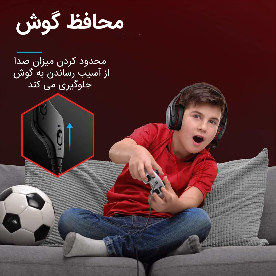 هدفون گیمینگ Anker Soundcore Strike 1 A3811